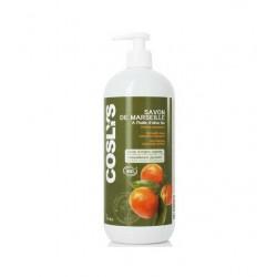 Coslys Sapone di Marsiglia olio d'oliva e mandarino - 1L