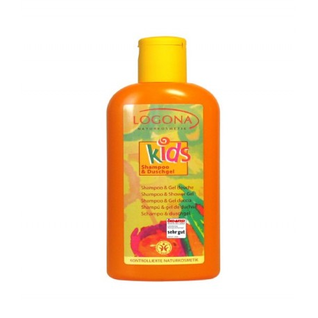 Logona Kids shampoo e gel doccia