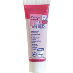 Logona Kids gel dentifricio fragola
