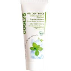 Coslys Gel dentifrice Dents Gencives sensibles
