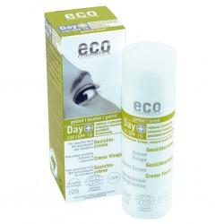 Eco Cosmetics Crema Solare Viso Colorata SPF15