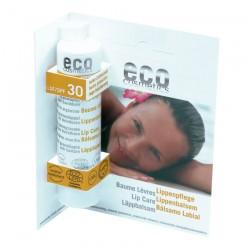 Eco Cosmetics Balsamo Labbra Stick SPF30