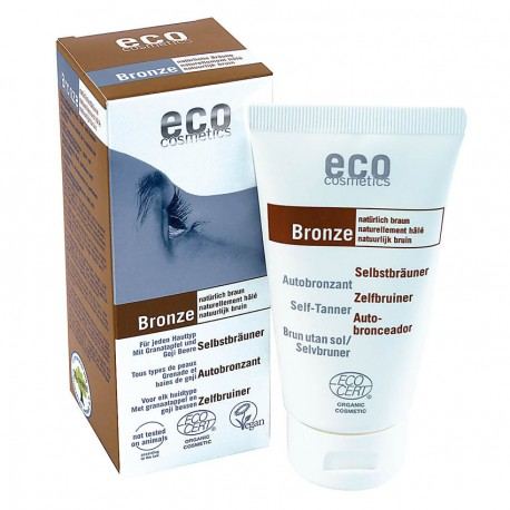 Eco Cosmetics Bronze Autoabbronzante