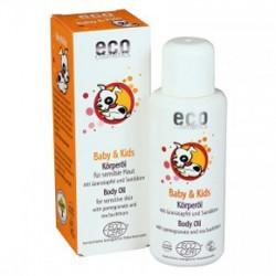 Eco Cosmetics Baby & Kids Olio per il corpo