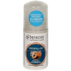 Benecos Deo Roll-On Albicocca & Fiori di Sambuco